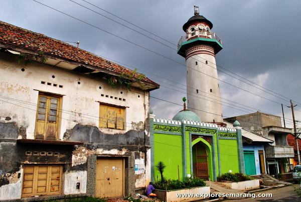 Masjid Layur